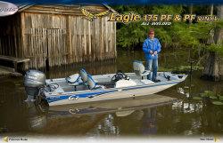 2010 - G3 Boats - Eagle 175 PF Vinyl
