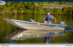 2010 - G3 Boats - Eagle 145 PF Vinyl