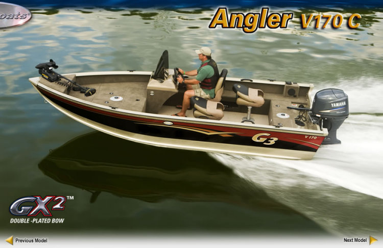 Research 2010 - G3 Boats