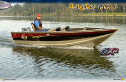 2010 - G3 Boats - Angler V172T