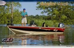 2010 - G3 Boats - Angler V167 C