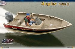 2010 - G3 Boats - Angler V162 C