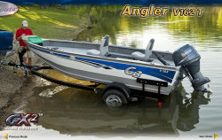 2010 - G3 Boats - Angler V162 T