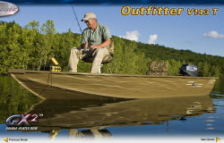 2010 - G3 Boats - Outfitter V143 T