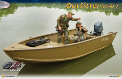 2010 - G3 Boats - Outfitter V170 T