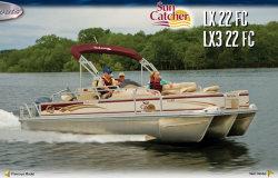 2010 - G3 Boats - LX3 22 FC