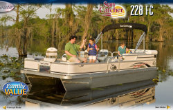 2010 - G3 Boats - 228 FC