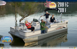 2010 - G3 Boats - 208 F