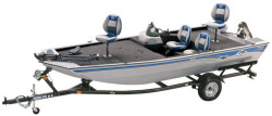 2011 - G3 Boats - Eagle 176 Electric