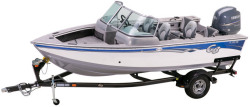 2011 - G3 Boats - Angler V175FS
