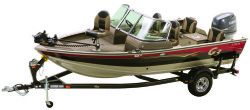 2011 - G3 Boats - Angler V172FS