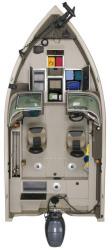 2011 - G3 Boats - Angler V162 F