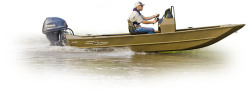 2011 - G3 Boats - 1860 CCJ DLX