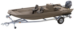 2011 - G3 Boats - 1860 WOF Outfitter