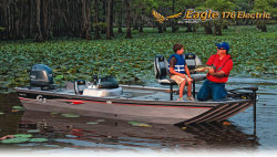2012 - G3 Boats - Eagle 176 Electric