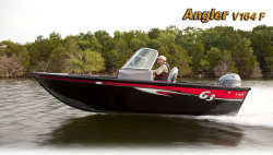 2012 - G3 Boats - Angler V164 F