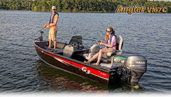 2012 - G3 Boats - Angler V167 C