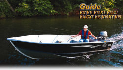2012 - G3 Boats - Guide V16 XT