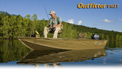 2012 - G3 Boats - Outfitter V143 T