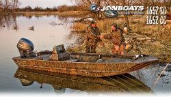 2012 - G3 Boats - 1652 SC Break-Up