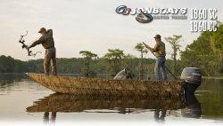 2012 - G3 Boats - 1860 SC Break Up