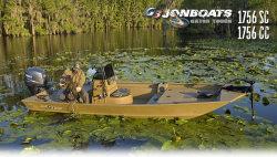 2012 - G3 Boats - 1756 SC Break Up