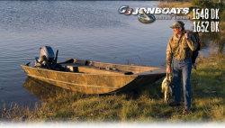 2012 - G3 Boats - 1652 DK Shadow Grass