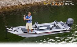 2013 - G3 Boats - Eagle 160 PFX