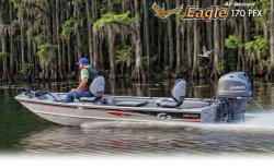 2013 - G3 Boats - Eagle 170 PFX