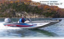 2013 - G3 Boats - Talon 17 DLX