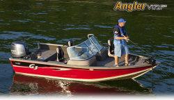 2013 - G3 Boats - Angler V172 F