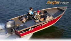 2013 - G3 Boats - Angler V172 C