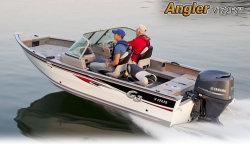 2013 - G3 Boats - Angler V172 FS