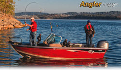 2013 - G3 Boats - Angler V185 SF