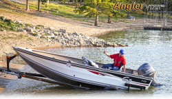 2013 - G3 Boats - Angler V172 T