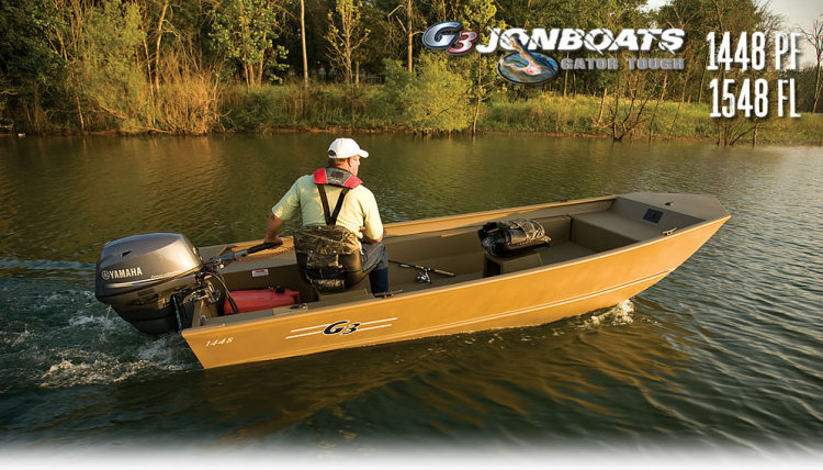 Research 2013 - G3 Boats - 1448 PF on iboats com