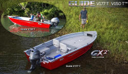 2014 - G3 Boats - Guide V150 T