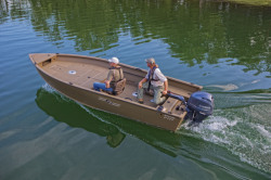 2014 - G3 Boats - Outfitter V177 T