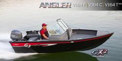 2014 - G3 Boats - Angler V164 T