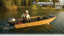 2014 - G3 Boats - 1548FL