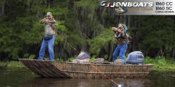2014 - G3 Boats - 1860 SC Shadow Grass