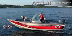 2014 - G3 Boats - Angler V172 T