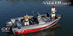 2014 - G3 Boats - Angler V185 F