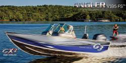 2014 - G3 Boats - Angler V185 FS