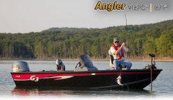 2014 - G3 Boats - Angler V167 T