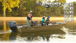 2014 - G3 Boats - 1756 WOF Outfitter