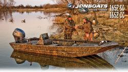 2014 - G3 Boats - 1652 CC