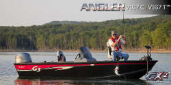 2015 - G3 Boats - Angler V167 C