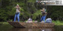 2015 - G3 Boats - 1860 CC Break Up