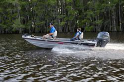 2015 - G3 Boats - Eagle 160 PFT